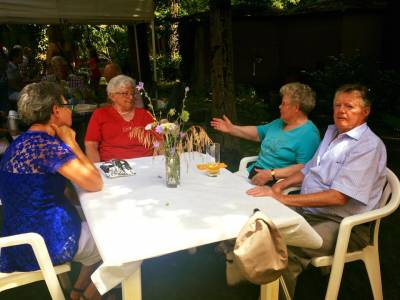 10.07.2016: CDU Pasta-Party im Vogelpark -