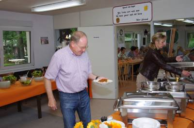 15.07.2012: Pasta-Party im Vogelpark -
