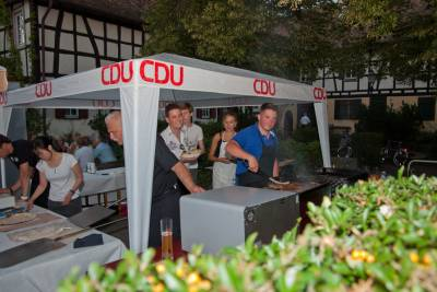 18.08.2012: Grillparty im Adlerhof -