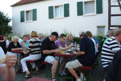 18.08.2012: Grillparty im Adlerhof - 18.08.2012: Grillparty im Adlerhof